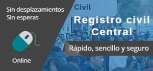 Registro civil central