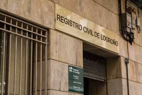 registro civil logroño